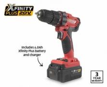 Workzone 20V Cordless Drill @ ALDI – $89.99