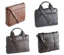 Royal Class Leather Briefcase Bag $69.99 @ ALDI