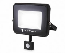 Lightway LED Outdoor Motion Sensor Light @ ALDI – $39.99