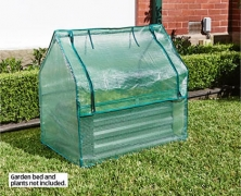ALDI Mini Drop Over Greenhouse $19.99