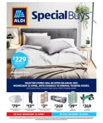 ALDI Special Buys Catalogue: 25 April – 01 May 2018
