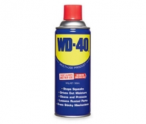 WD-40 Multi-Use 300g Spray Lubricant $4.99