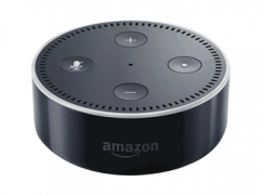 Amazon Echo Dot (2nd Gen) Buy 2 for $49