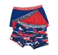 BONDS Boys Underwear Trunk 9 pcs for $30