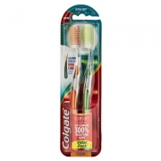 Colgate Slim Soft Advanced Toothbrush 2 Pack $5