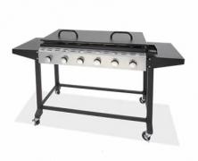 Coolabah 6 Burner Flat Plate BBQ @ ALDI – $249