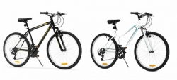 Crane 21-Speed 26″ Mens & Womens Mountain Bike $79.99 @ ALDI