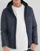 Dissident Padded Jacket Grey $48 Shipped