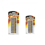 AA & AAA Energizer Advanced 10 Pack Batteries @ $7.99 (Save $8.00!)