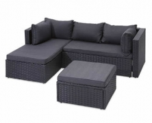 Gardenline Outdoor Wicker Setting @ ALDI – $349