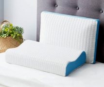 Cooling Gel Infused Talalay Latex Pillow $39.99