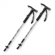 HPF Anti-Shock Adjustable LED Hiking Stick $29