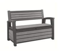 Keter 227L Hudson Patio Storage Bench $148