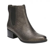 Naturalizer Dallas Bronze Metallic Boots $59