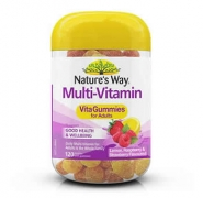 Nature's Way Vitamin Gummies For Adults $10