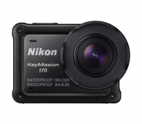 Nikon KeyMission 170 UHD 4K Action Camera $199