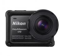 Nikon KeyMission 170 UHD 4K Action Camera $199