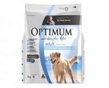 Optimum 3kg Dry Dog Food $11