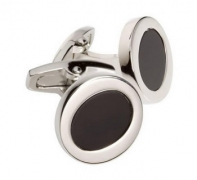 Oroton Iconic O Cufflinks Trademark $19.95