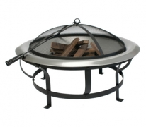 Stainless Steel Fire Pit $99