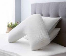 Kirkton House V Shape Memory Foam Pillow $39.99
